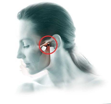 Male a deglutire e mal d'orecchio