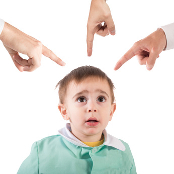 sintomi ansia e stress nei bambini
